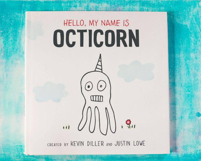 Image of Octicorn, a children's book