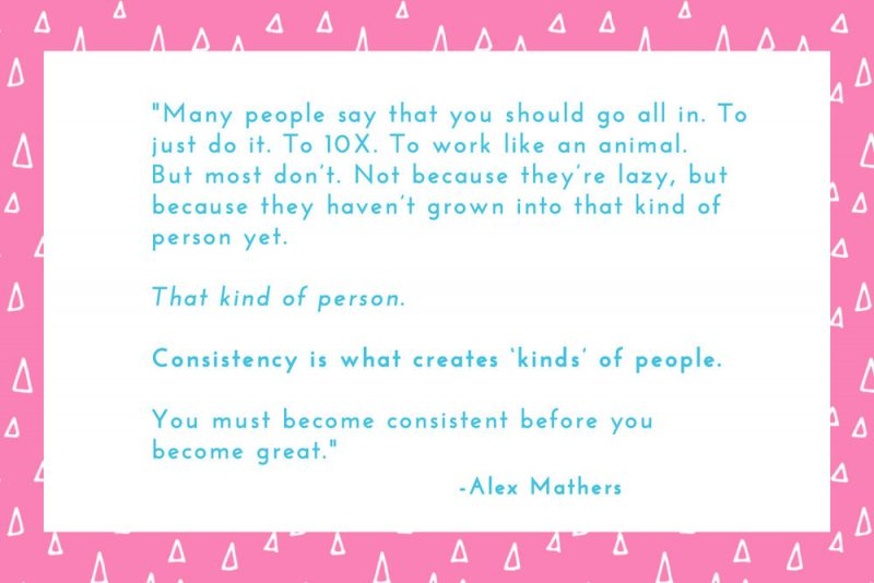 Quote from Alex Mathers of Red Lemon Club